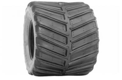 Flotation 23 Deep Tread WTP Logger - HF-3 Tires